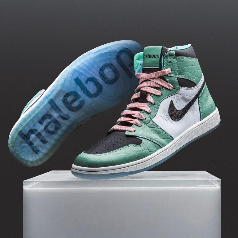 kind Air Jordan collaboration